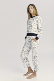 Varley Blurred Tiger Pull Over - Product Mini Image