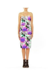 Nicole Miller Blurry Blossom Dress - Product Mini Image