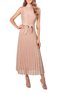 Frank Lyman  Blush Ankle Length Gown 218211 - Product List Image