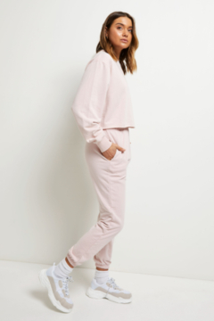 Allfenix Blush Chill Lounge Sweat Pants - Alternate List Image