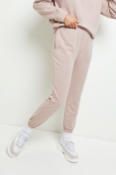Allfenix Blush Chill Lounge Sweat Pants - Product List Image