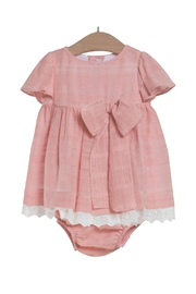 Fina Ejerique Blush Dress. - Front cropped
