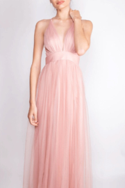 luxxel Blush Enchantress Gown - Product Mini Image