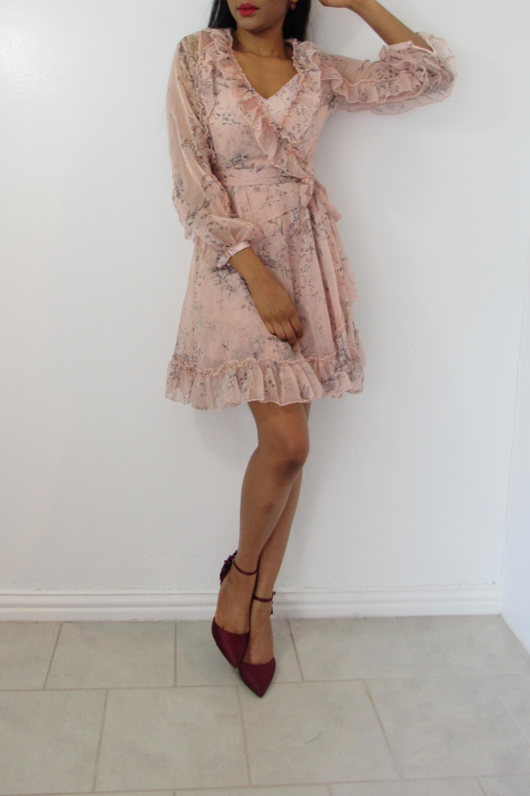 MODChic Couture Blush Forest 2-Piece - Front Full Image