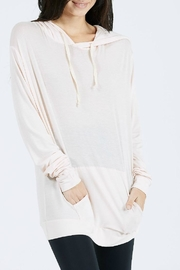 Joah Brown Blush Model Hoodie - Product Mini Image
