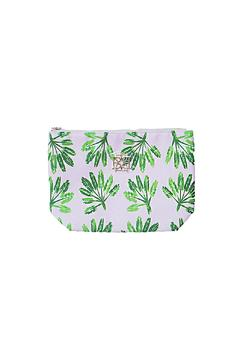 Blush Palm Cosmetic Case - Alternate List Image