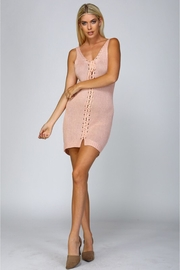 People Outfitter Blush Pink Dress - Product Mini Image