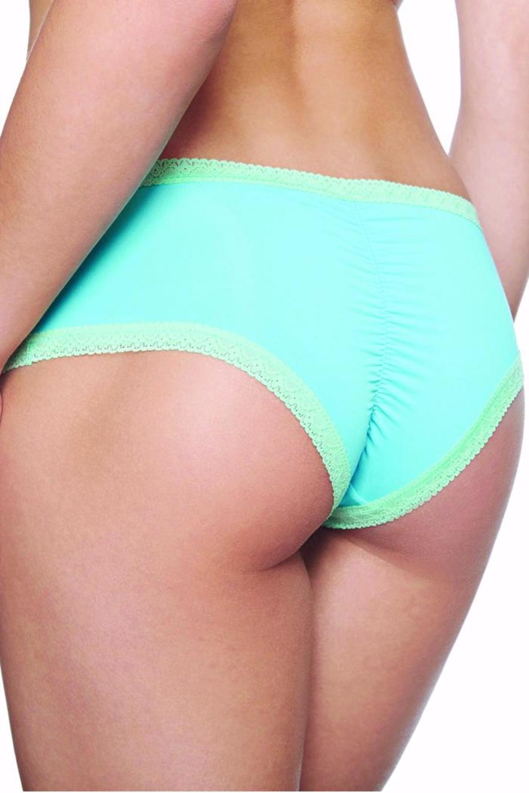 Blush Pretty Panties Hipster - Side Cropped Image