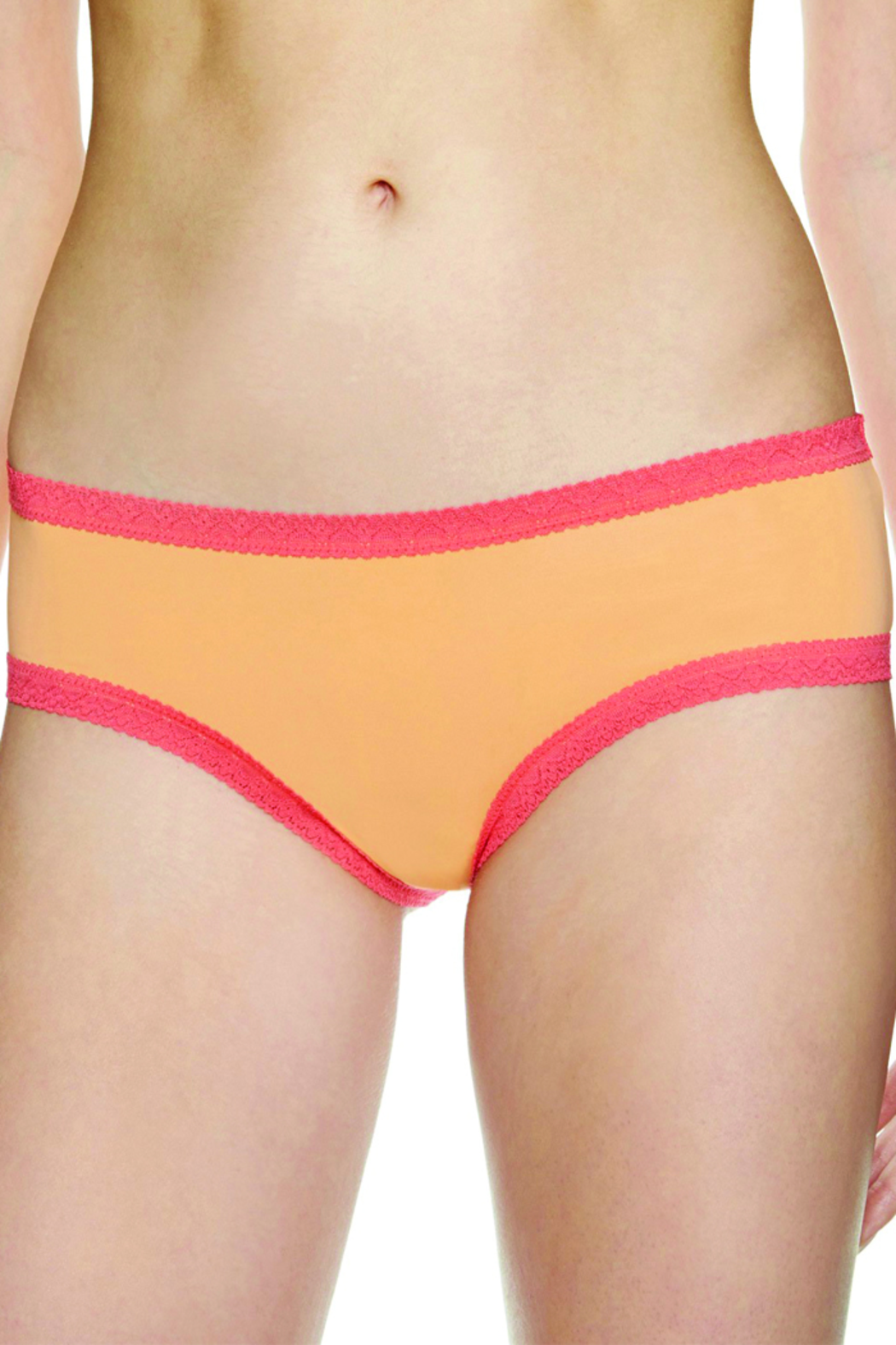 Blush Pretty Panties Hipster - Front Cropped Image