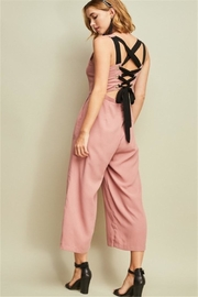 Entro Blush Romper - Product Mini Image