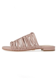 Cecelia New York Blush Sandal Slides - Product Mini Image