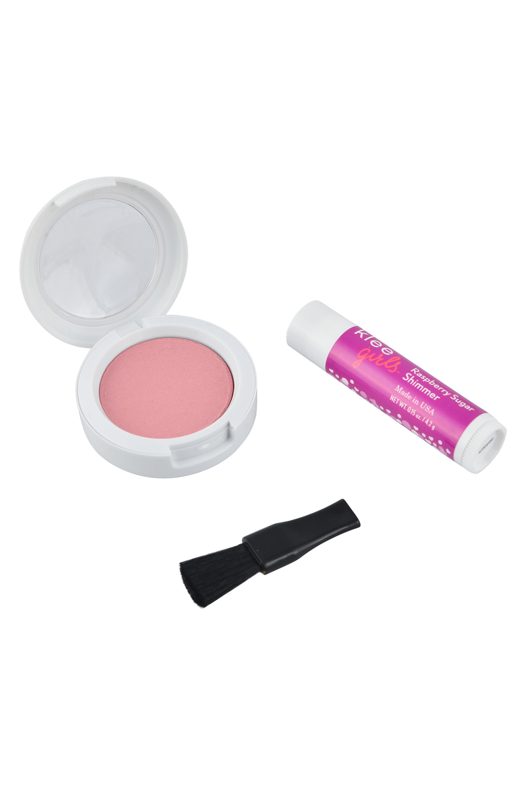 Klee Kids Blush & Shimmer Set - Front Full Image