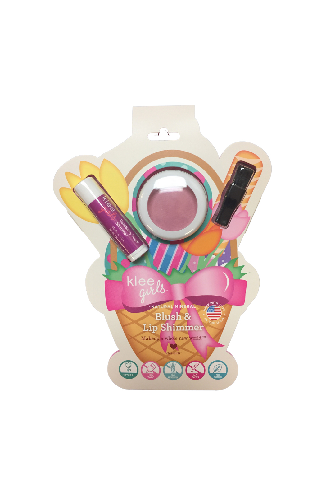 Klee Kids Blush & Shimmer Set - Main Image