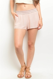On Twelfth Blush Shorts - Product Mini Image