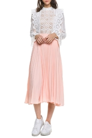 English Factory Blush Skirt - Product Mini Image
