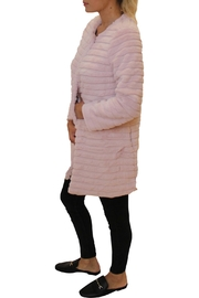 Joh Apparel Blush Stacey Jacket - Front full body