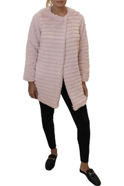 Joh Apparel Blush Stacey Jacket - Product Mini Image