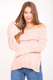LoveRiche Blush Sweater - Product Mini Image