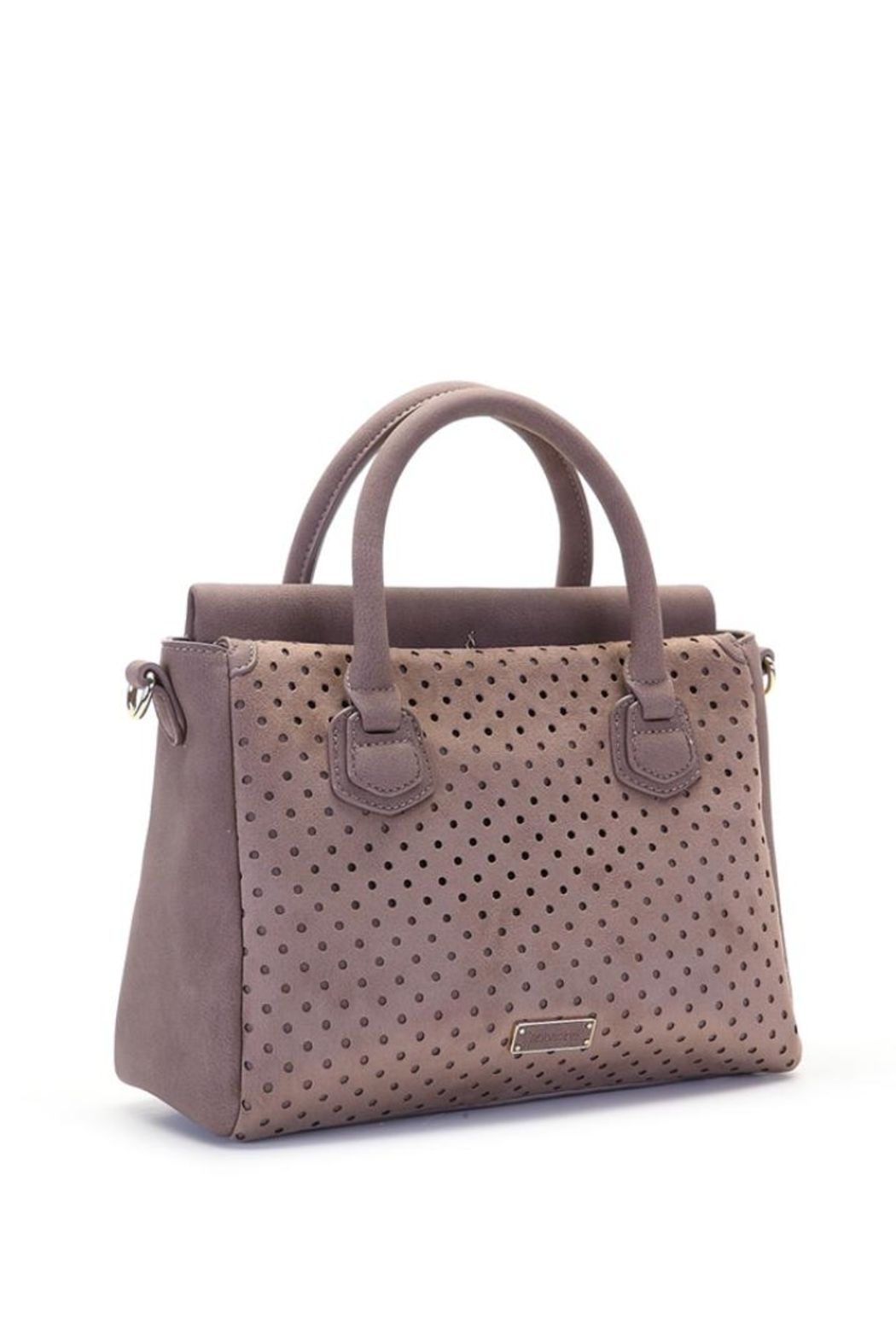 03c756f9c621 abbacino Blush taupe Handbag from Indiana by Essentials   Frosting ...