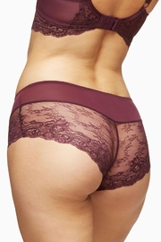 blush lingerie Harlow Hipster Brief - Front full body