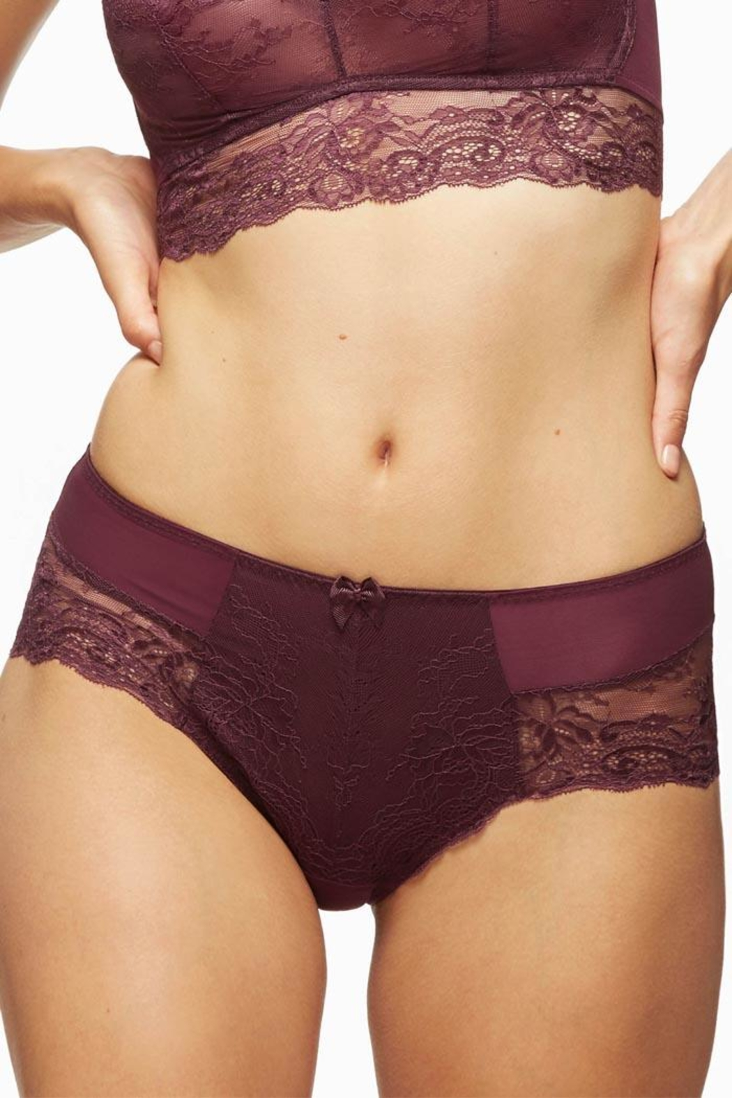 blush lingerie Harlow Hipster Brief - Main Image