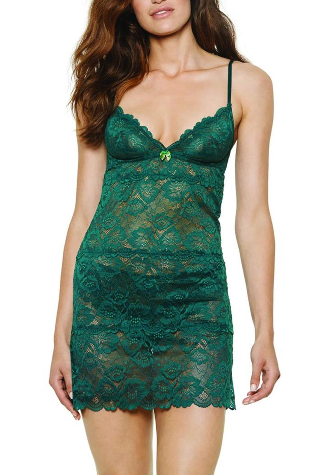 Blush Lingerie Ivy Chemise From New York By Luna