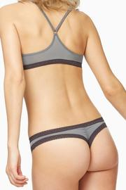 blush lingerie Pretty Little Thong - Side cropped