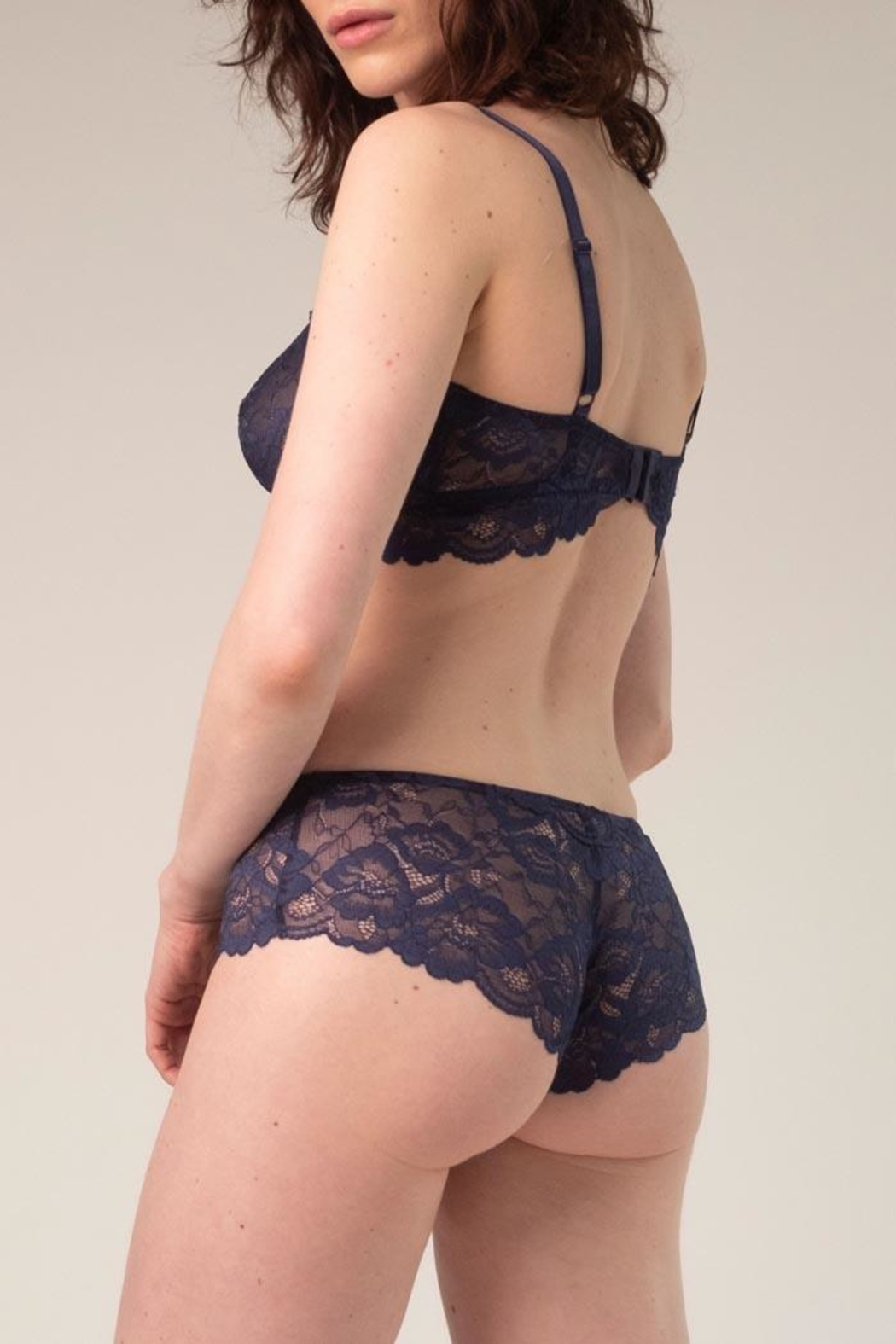blush lingerie Sweetest-Sin Hipster Panty - Front Full Image