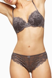 blush lingerie Sweetest Sin Thong - Product Mini Image