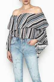 Blushing Heart Lauren Top - Front cropped