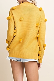 Blushing Heart The Ariel Sweater - Back cropped