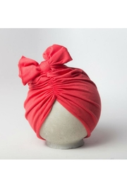 BluTaylor Classic Poppy Headwrap - Front cropped
