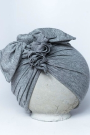 BluTaylor Vintage Heathergrey Headwrap - Front cropped