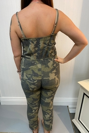 Blvd Camo Jumpsuit - Side cropped