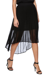 Blvd Chiffon Skirt - Product Mini Image