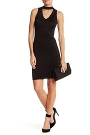 Blvd Choker Bodycon Dress - Product Mini Image
