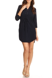 Blvd Nautical Dress - Front cropped