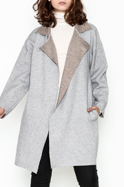 Blvd Shawl Collar Jacket - Front cropped