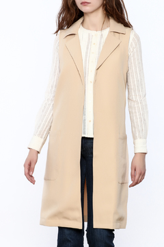 Blvd Sleeveless Trench Coat - Product List Image