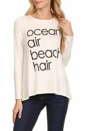 Blvd Trapeze Ocean Tee - Product Mini Image
