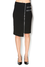 Blvd Zipped Up Skirt - Product Mini Image