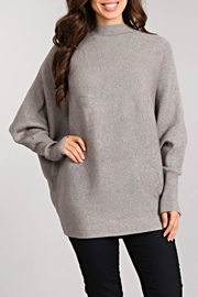 BLVD collection Batwing Sleeve Sweater - Product Mini Image