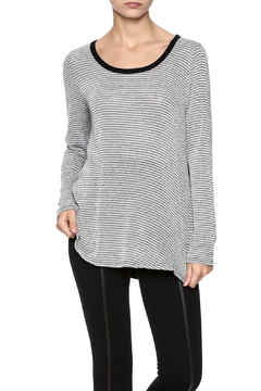 Bo Bel Stripe Button Top - Product List Image