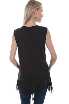 Scully Bo-Ho Fringe Tank - Alternate List Image