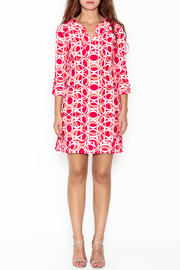 BO&NIC Eclipse Print Dress - Front full body