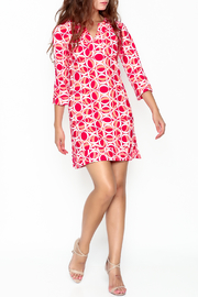 BO&NIC Eclipse Print Dress - Front cropped