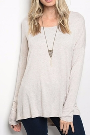 Bo Bel Jersey Tunic - Product Mini Image