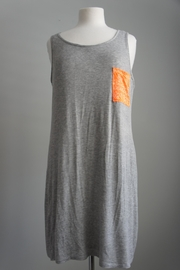 Bo Bel Racerback Jersey-Knit Dress - Front cropped
