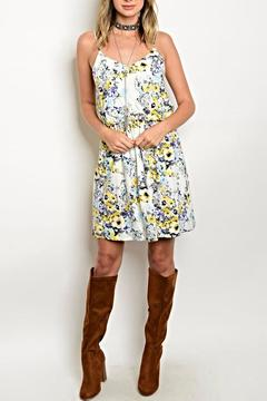 Bo Bel Small Floral Dress - Product List Image