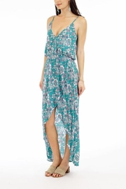 Tiare Hawaii Boardwalk Floral Maxi - Product Mini Image